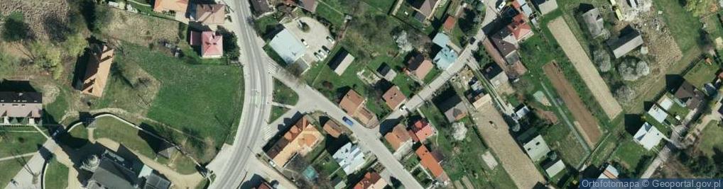 Zdjęcie satelitarne Kąpielowa ul.