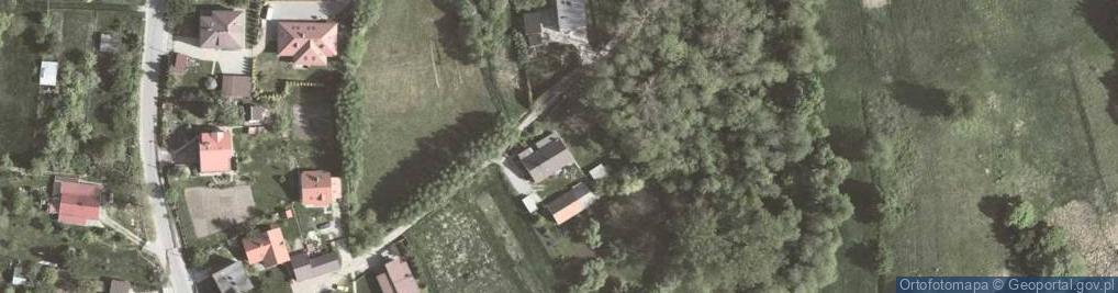 Zdjęcie satelitarne Kenara Antoniego ul.
