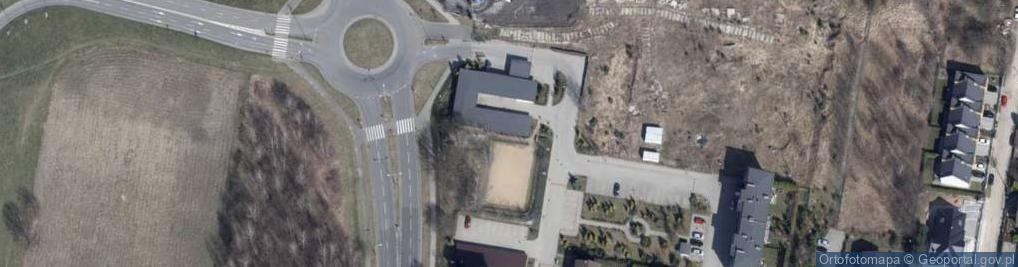 Zdjęcie satelitarne Kerna Andrzeja ul.