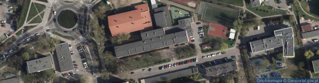 Zdjęcie satelitarne Keniga Mariana ul.