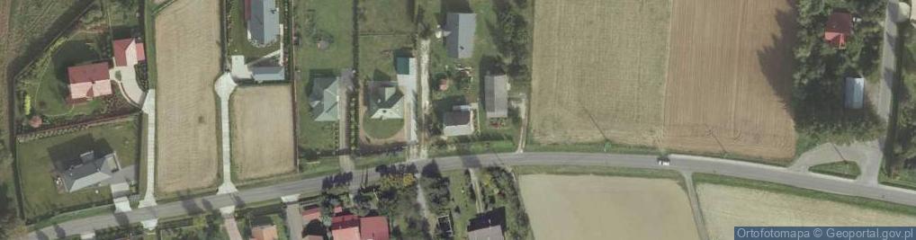 Zdjęcie satelitarne Kielnarowa ul.