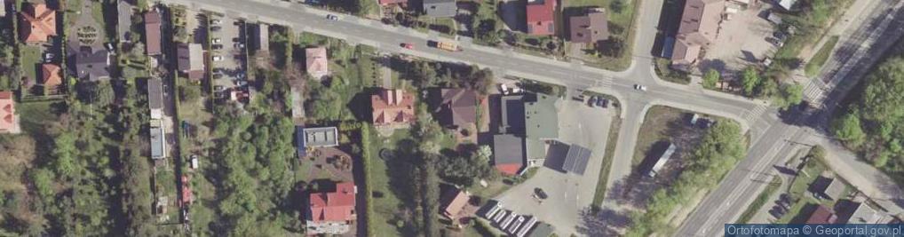 Zdjęcie satelitarne Kierzkowska ul.