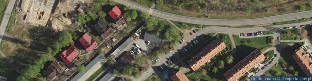 Zdjęcie satelitarne Kiepury Jana ul.