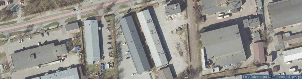 Zdjęcie satelitarne Kilińskiego Jana, płk. ul.