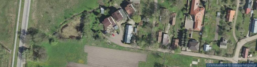 Zdjęcie satelitarne Kluka Jana Krzysztofa ul.