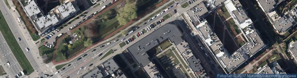 Zdjęcie satelitarne Klimczaka Franciszka ul.