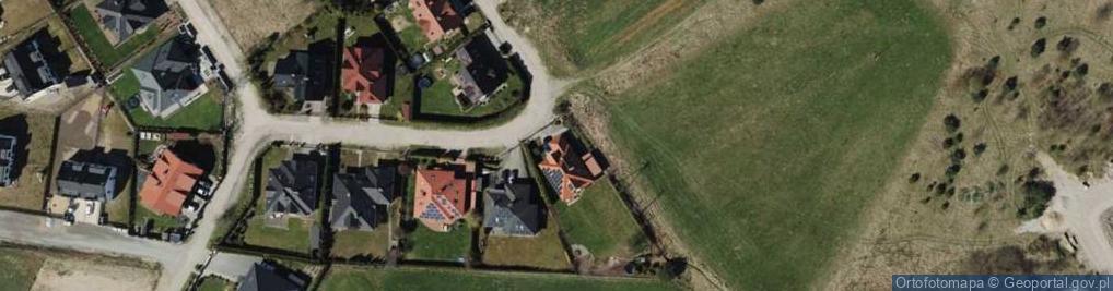 Zdjęcie satelitarne Kmicica Andrzeja ul.