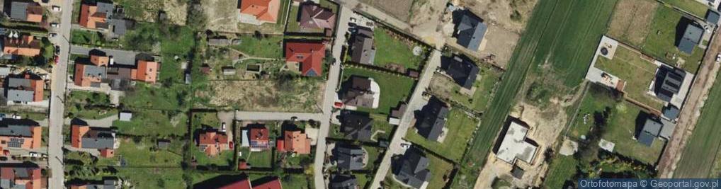 Zdjęcie satelitarne Kofty Jonasza ul.