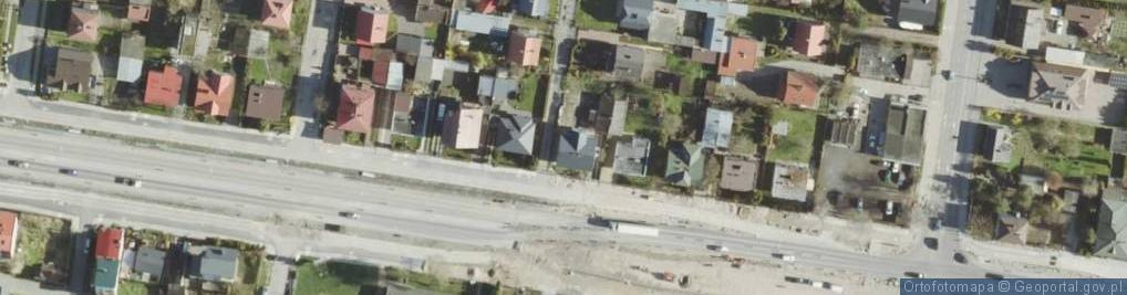 Zdjęcie satelitarne Kolberga Oskara ul.