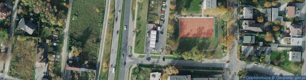 Zdjęcie satelitarne Kozielewskiego Ignacego ul.
