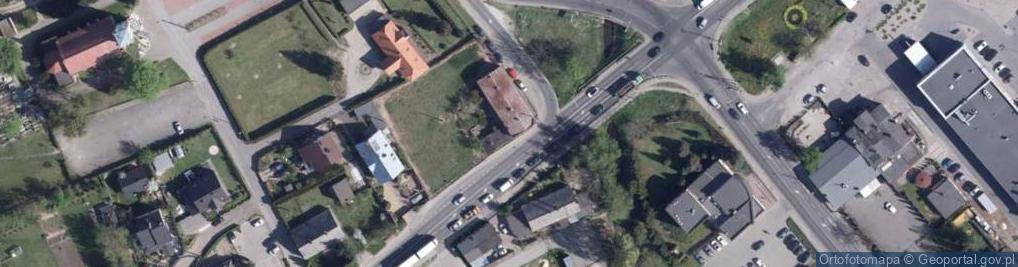 Zdjęcie satelitarne Kowalewska ul.