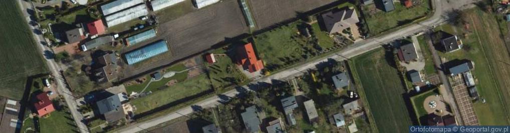 Zdjęcie satelitarne Kociewska ul.