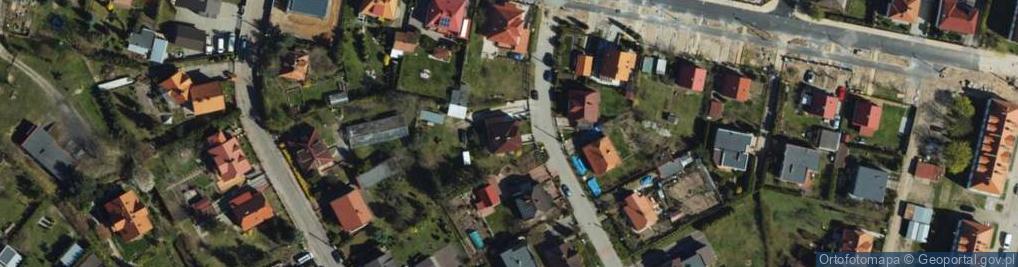 Zdjęcie satelitarne Konopnickiej Marii ul.