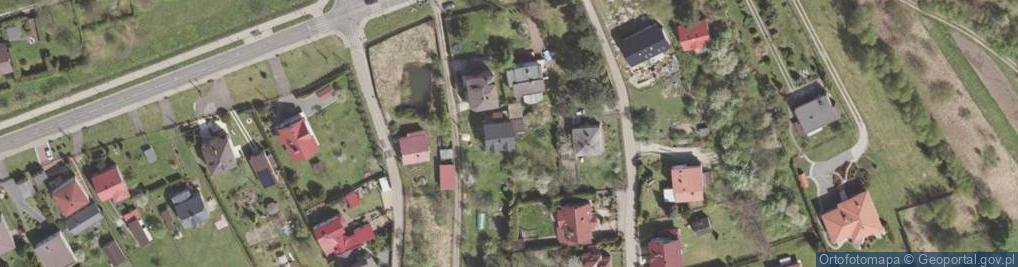 Zdjęcie satelitarne Konarskiego Stanisława ul.