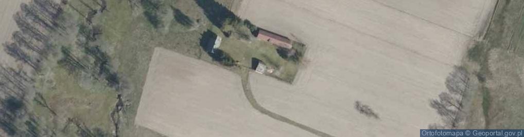 Zdjęcie satelitarne Kolonia Wizna ul.
