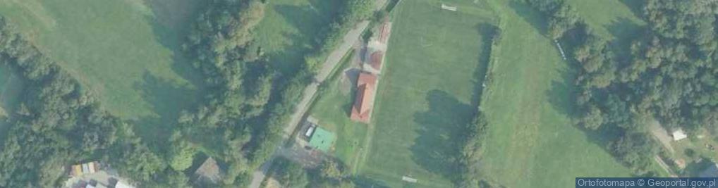 Zdjęcie satelitarne Kornatka ul.