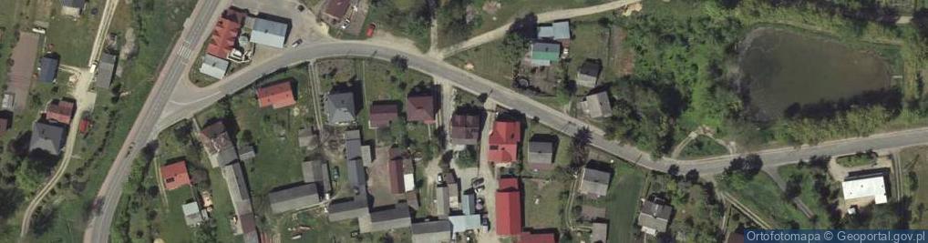 Zdjęcie satelitarne Kowala Pierwsza ul.