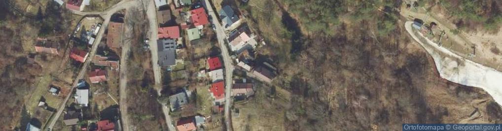 Zdjęcie satelitarne Kossaka Juliusza ul.