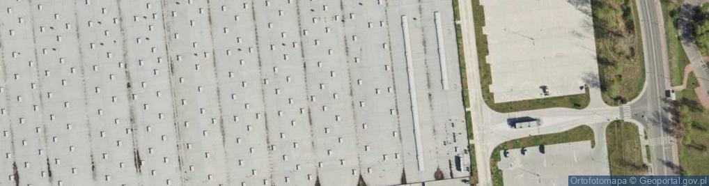 Zdjęcie satelitarne Kokotek ul.