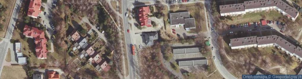 Zdjęcie satelitarne Kotuli Franciszka ul.