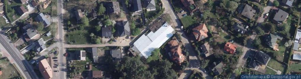 Zdjęcie satelitarne Kocia ul.