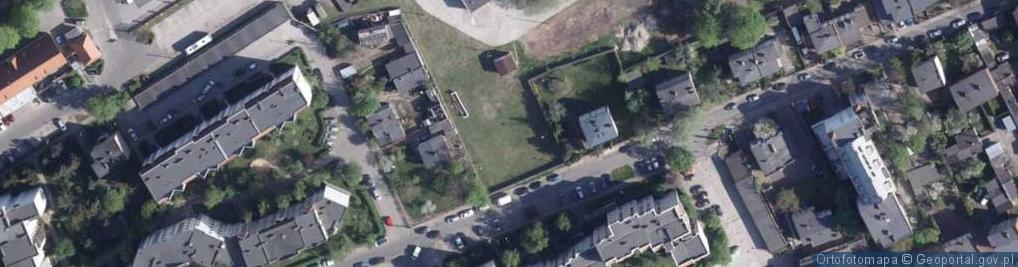 Zdjęcie satelitarne Konopackich ul.