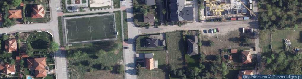 Zdjęcie satelitarne Kormorana ul.