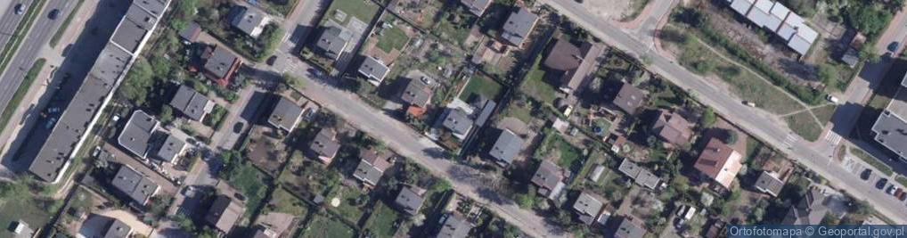 Zdjęcie satelitarne Koszalińska ul.