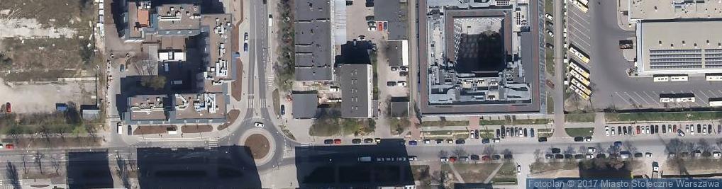 Zdjęcie satelitarne Konstruktorska ul.