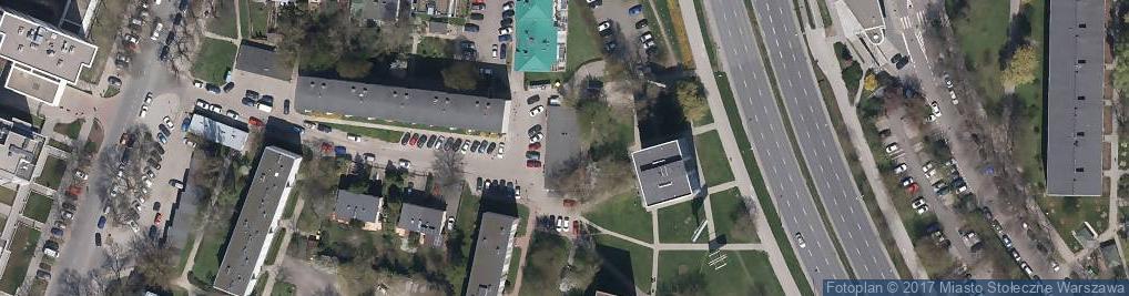 Zdjęcie satelitarne Kolady ul.