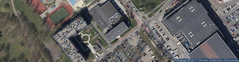 Zdjęcie satelitarne Konstancińska ul.