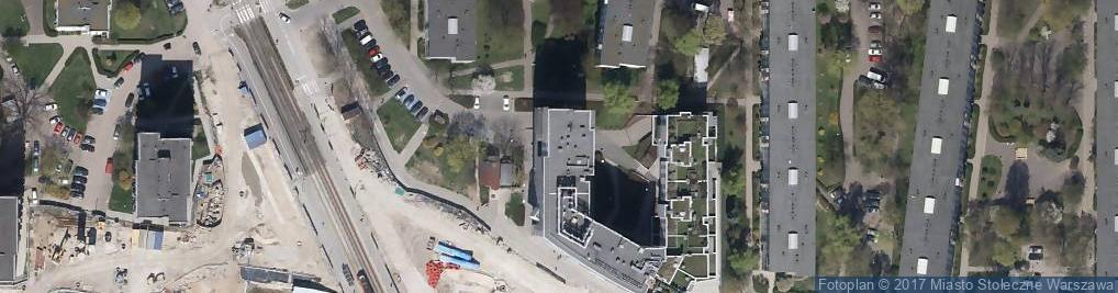 Zdjęcie satelitarne Kondratowicza Ludwika ul.