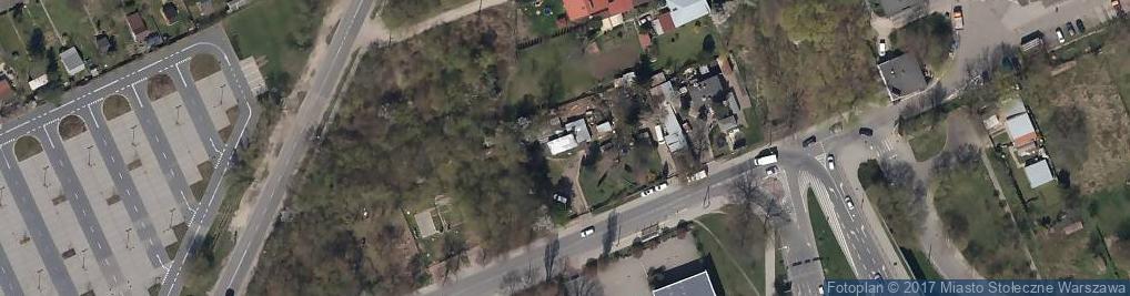 Zdjęcie satelitarne Kopijników ul.