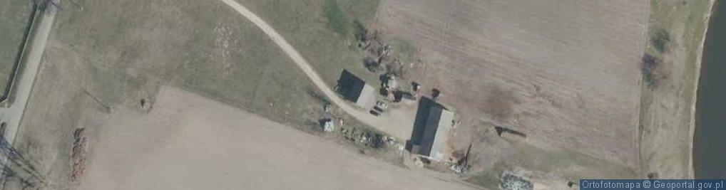 Zdjęcie satelitarne Kolonia Struga ul.