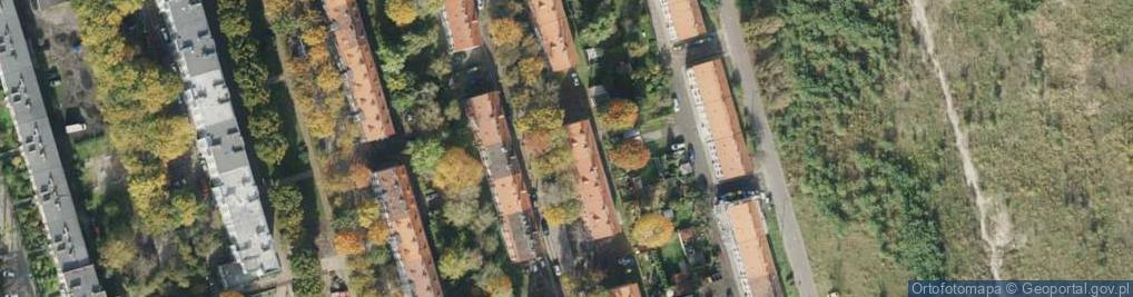 Zdjęcie satelitarne Konfederatów Barskich ul.