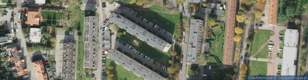 Zdjęcie satelitarne Kowalczyka Jana ul.