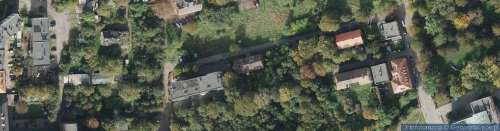 Zdjęcie satelitarne Koźlika Roberta ul.