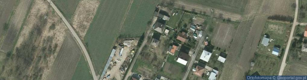 Zdjęcie satelitarne Koczwary Józefa, płk. ul.