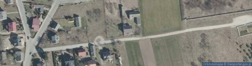 Zdjęcie satelitarne Krasickiego ul.