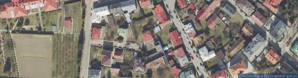 Zdjęcie satelitarne Kremera Józefa ul.