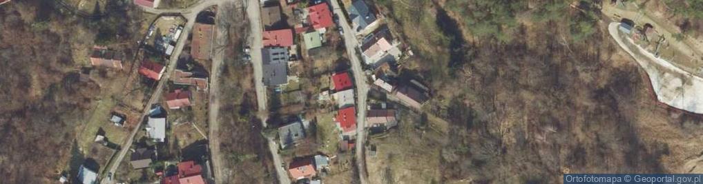 Zdjęcie satelitarne Krzemieniec ul.