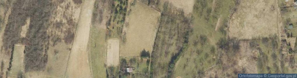 Zdjęcie satelitarne Krzywiecka ul.