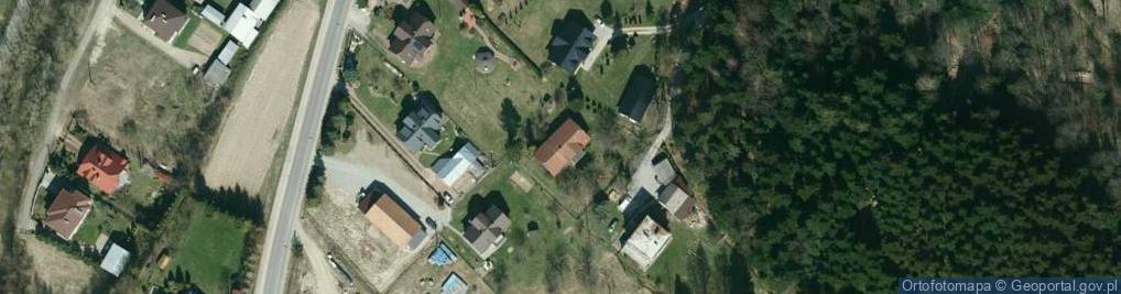 Zdjęcie satelitarne Krzemienna ul.
