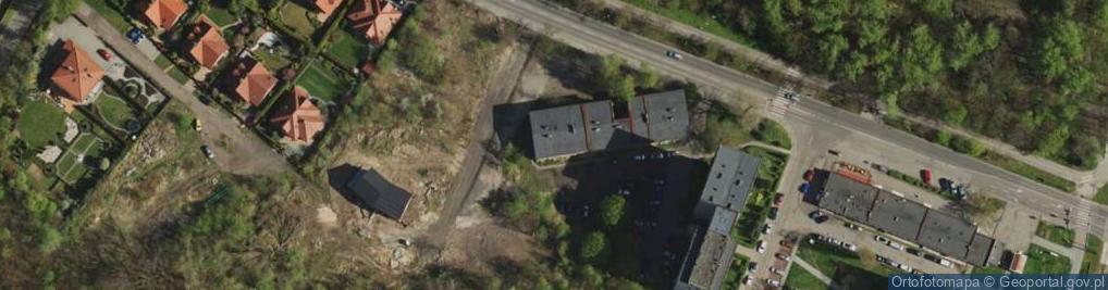 Zdjęcie satelitarne Krasickiego Ignacego, bp. ul.