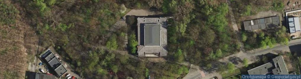 Zdjęcie satelitarne Krauzego Juliusza ul.