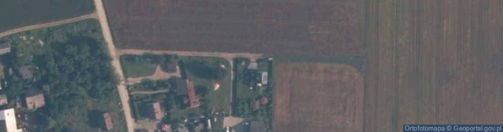 Zdjęcie satelitarne Królewska ul.