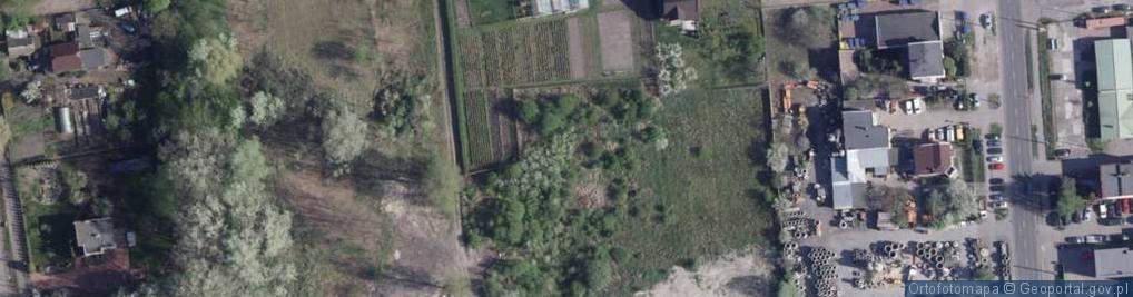 Zdjęcie satelitarne Króla Władysława Łokietka ul.