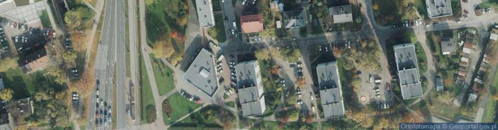 Zdjęcie satelitarne Księcia Czartoryskiego Adama Jerzego ul.
