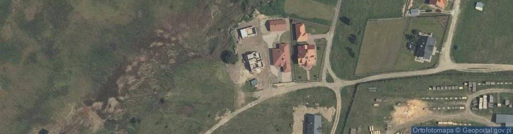 Zdjęcie satelitarne Księcia Leszka Białego ul.