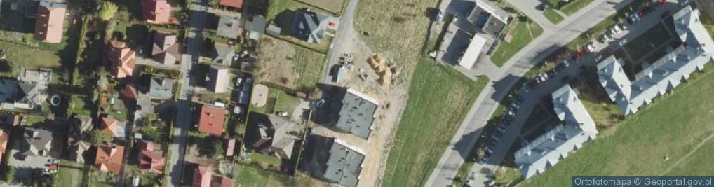 Zdjęcie satelitarne Kurpińskiego Karola ul.